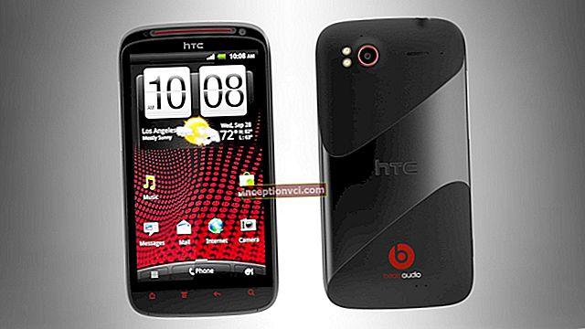 Análise do HTC Sensation XE