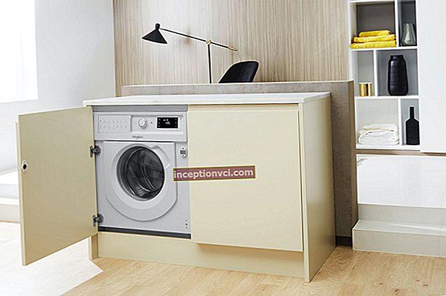 Где ставити веш машину - у купатило или у кухињу?