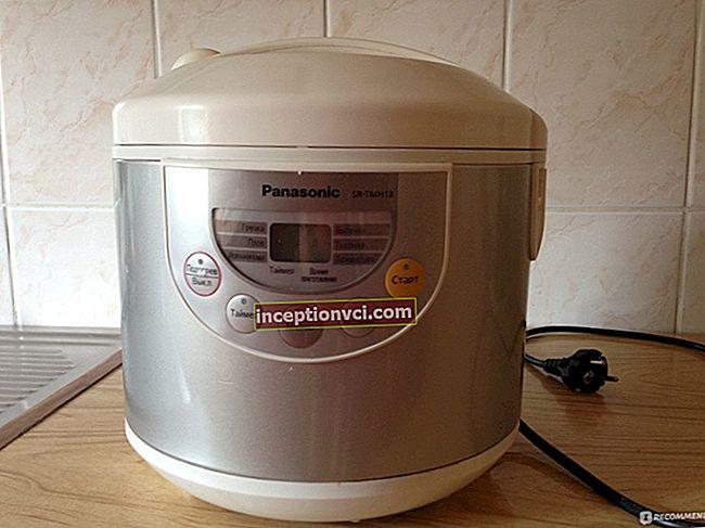 جهاز طهي متعدد الوظائف من باناسونيك SR-TMH18: قم بإعداد الطعام وتوفير الوقت