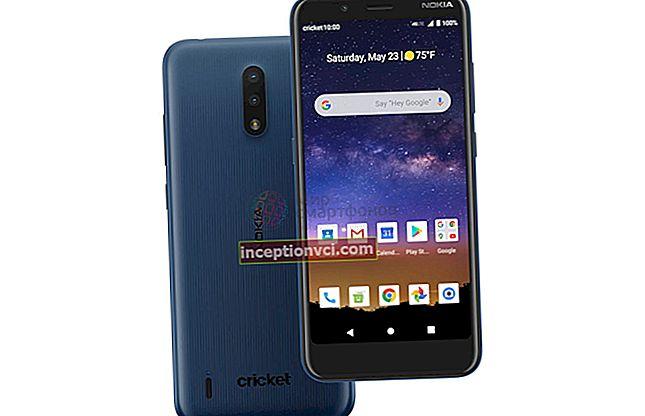 Revisão do telefone Nokia C2-00
