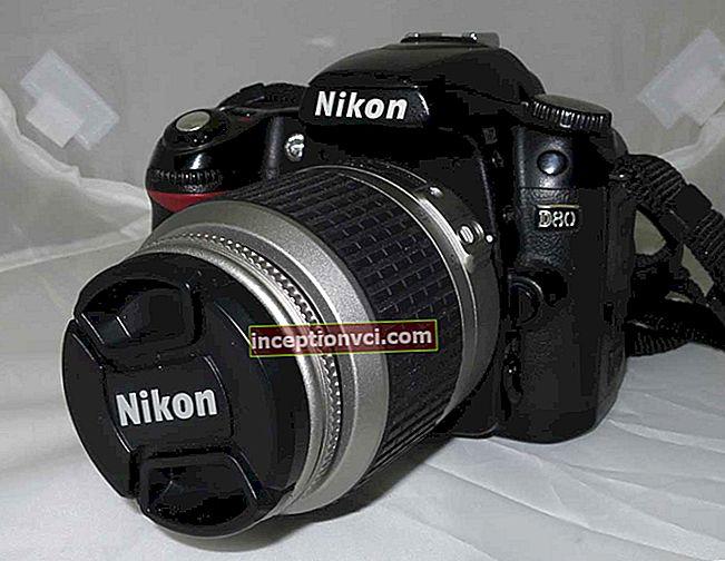 Análise da Nikon D80