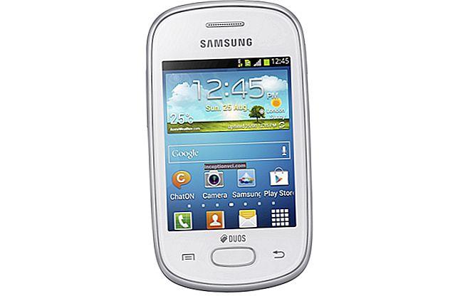Análise do Samsung S5282 Galaxy Star