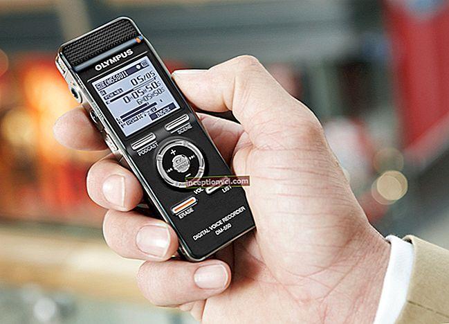 Telefone com gravador de voz: como escolher