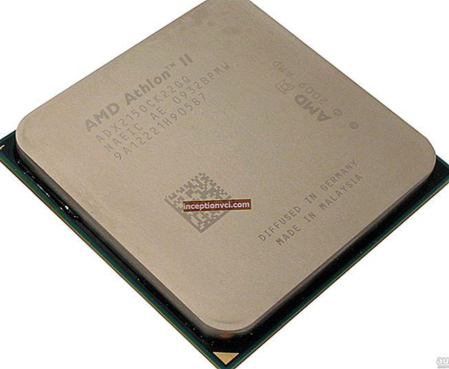مراجعة معالج AMD Athlon II X2215