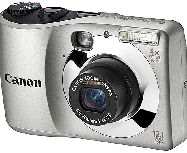 Đánh giá Canon PowerShot A1200