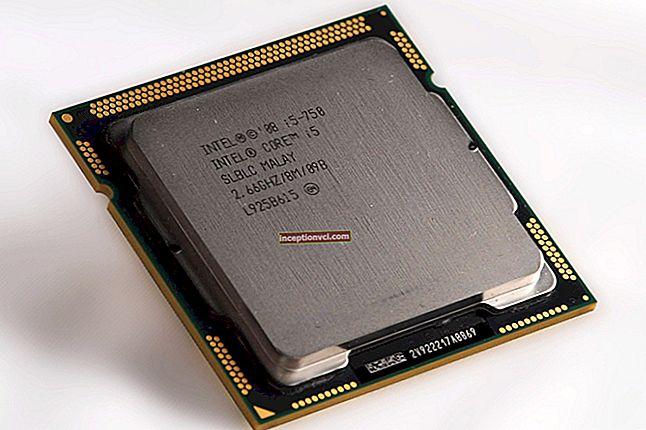 Análise do Intel Core I5-750