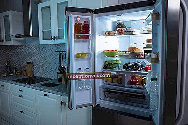Como escolher uma geladeira embutida