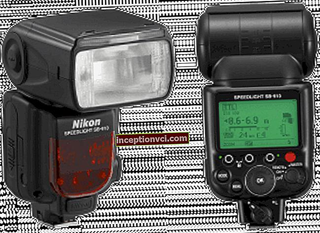 Análise de flash Nikon SB-910