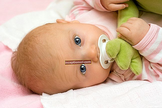 Como escolher uma chupeta para um recém-nascido