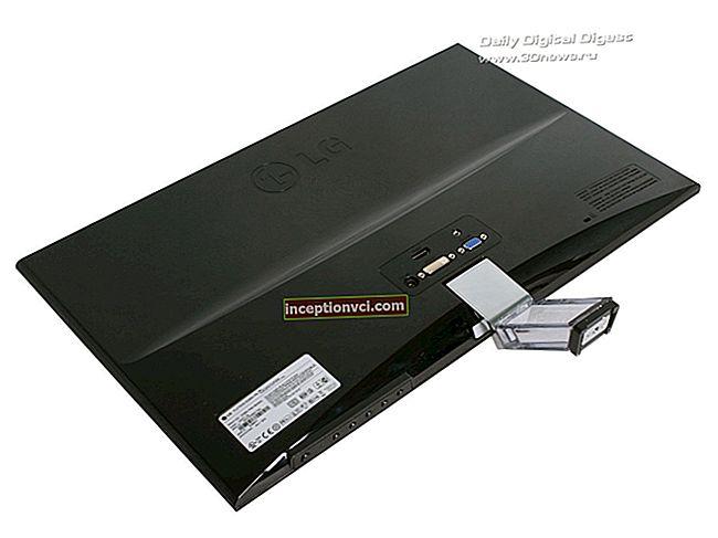 LG Flatron E2260V - Full HD em formato compacto