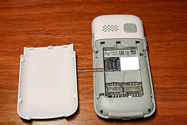 Фли Еззи рецензија - мобилни телефон за старије особе са две СИМ картице