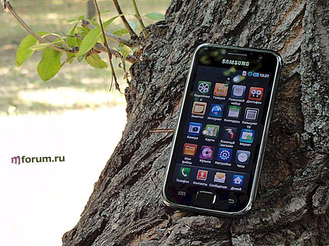 Análise do smartphone Android mais legal Samsung GT-i9000 Galaxy S