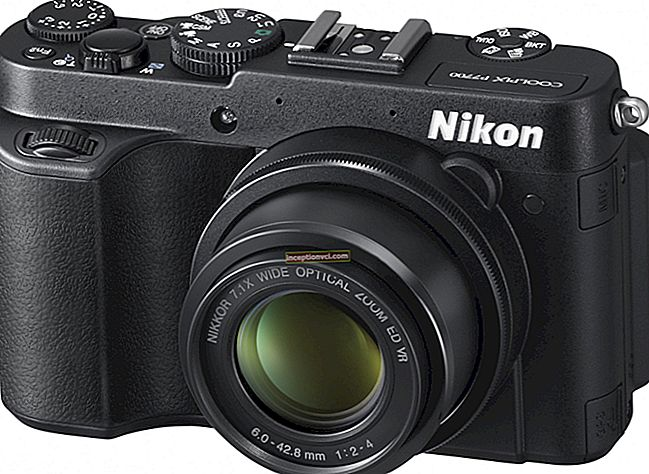Nikon Coolpix P7700 em resumo