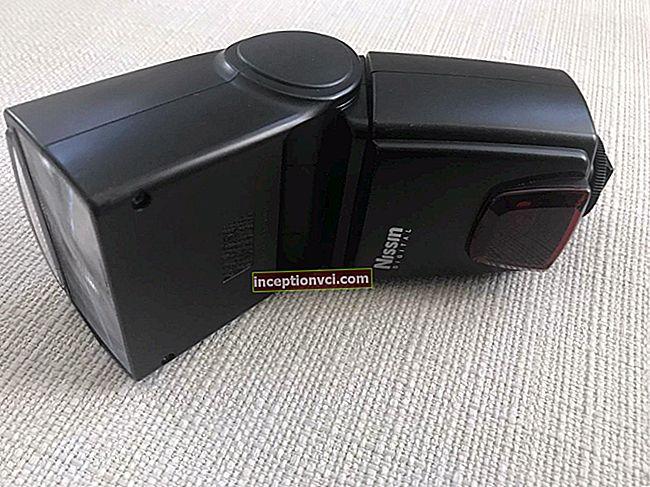 Nissin Speedlite Di622 para análise da Nikon