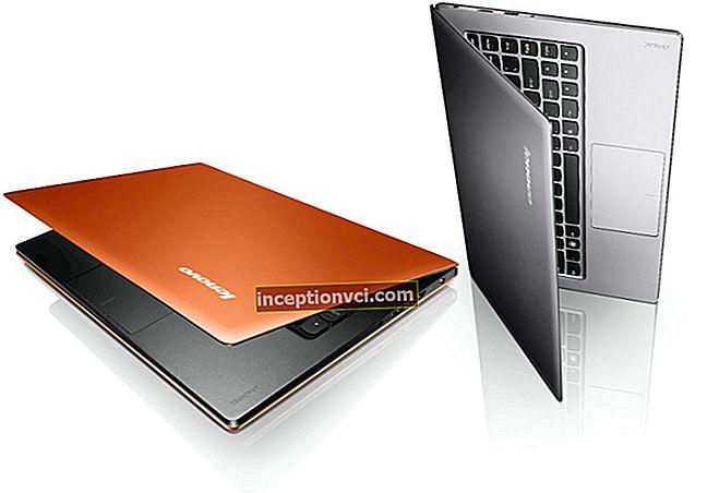 O laptop mais fino do mundo Lenovo IdeaPad U300s