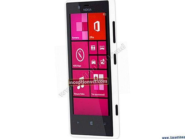 Análise do telefone Nokia Lumia 720