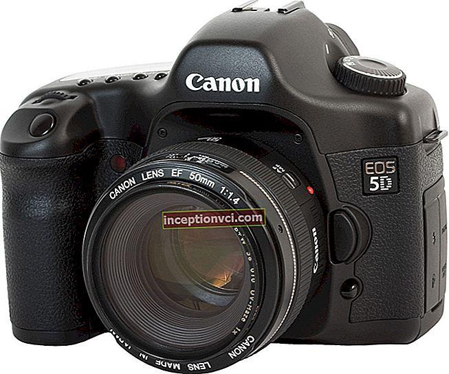 Đánh giá Canon EOS 5D