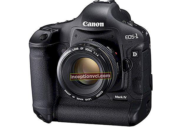 Đánh giá Canon EOS 1D Mark IV