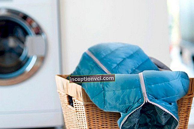 4 regras simples sobre como lavar sua mochila
