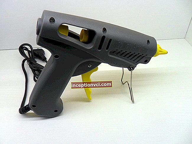 Como escolher uma pistola térmica