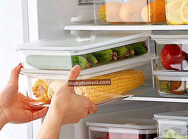 Como guardar alimentos na geladeira?