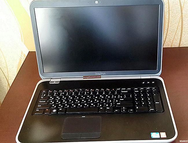 Como limpar a tela de um laptop?