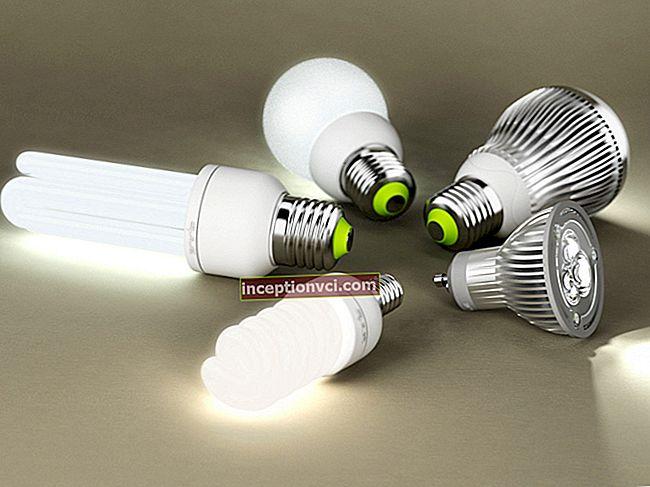Como escolher uma lâmpada LED