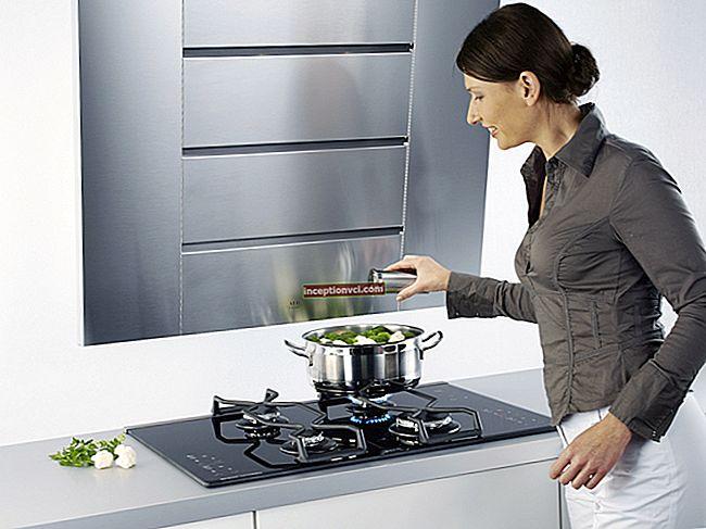 Como escolher um exaustor para a cozinha: tipos de exaustores