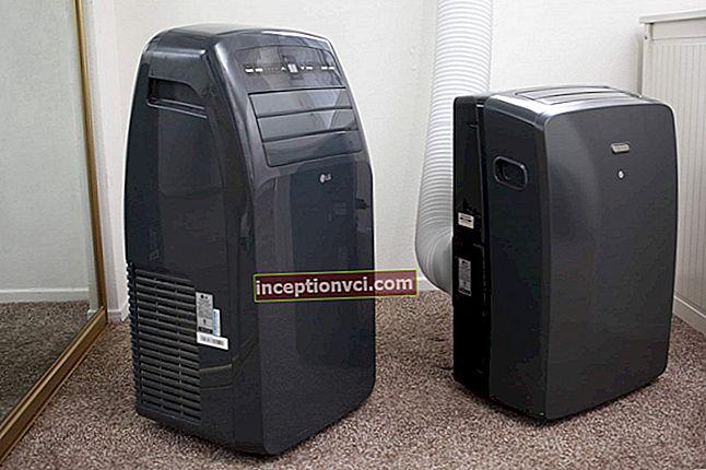 Ar condicionado móvel sem duto: os comentários não impressionam