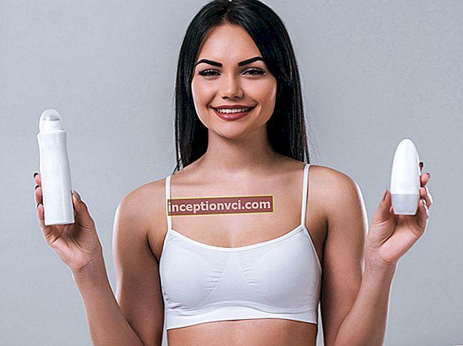 Qual é a diferença entre desodorante e antitranspirante: qual é o melhor?
