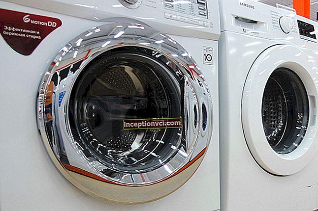 6 razões para a vibração da máquina de lavar ao girar