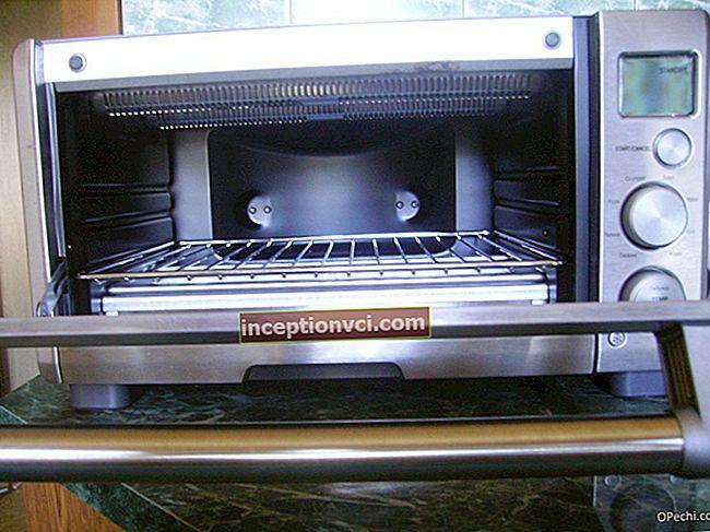 Como escolher um forno elétrico em vez de um forno guloso
