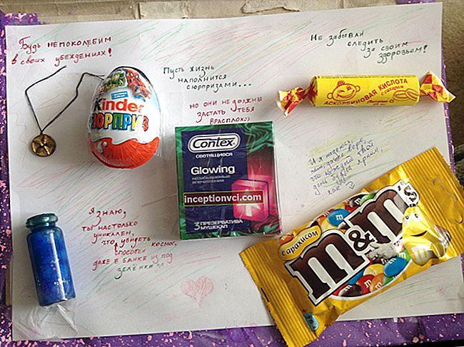 O que dar à mãe de aniversário: 20 presentes interessantes