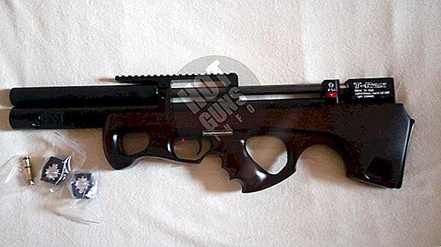 Rifles de Ar: Escolhendo um Rifle de Ar