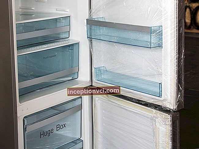 Como transportar uma geladeira: 7 regras simples para transportar uma geladeira