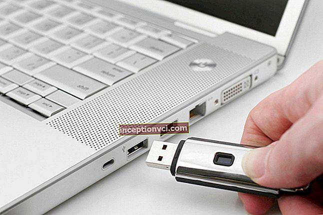 Como formatar uma unidade flash USB em um computador e telefone