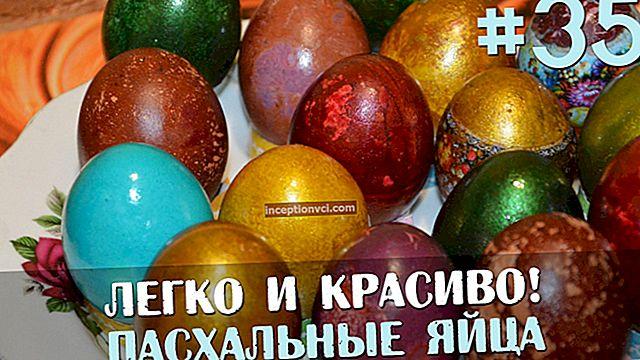 Como pintar ovos para a Páscoa: 13 divertidas idéias de decoração