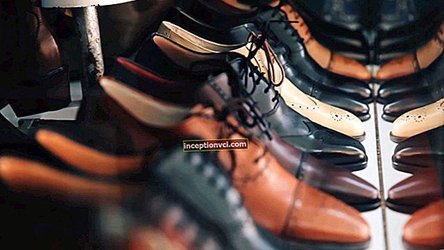 Como determinar o tamanho do sapato