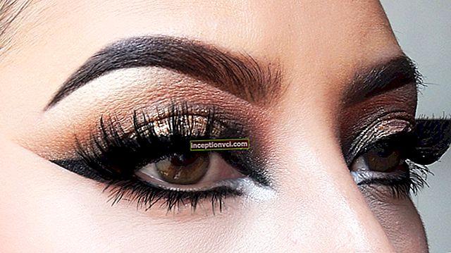 كيف تجد الظلال للعيون المعبرة