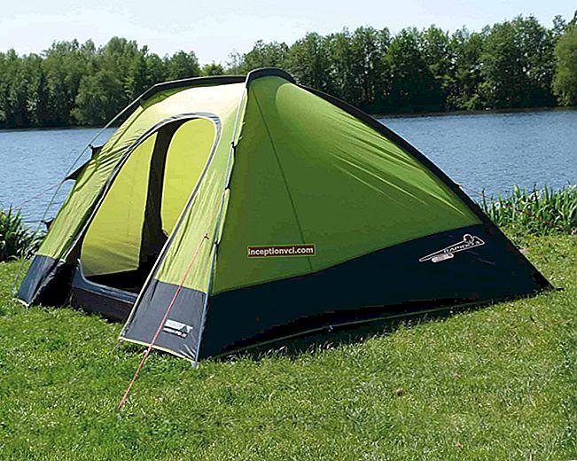 كيف تختار الخيمة؟