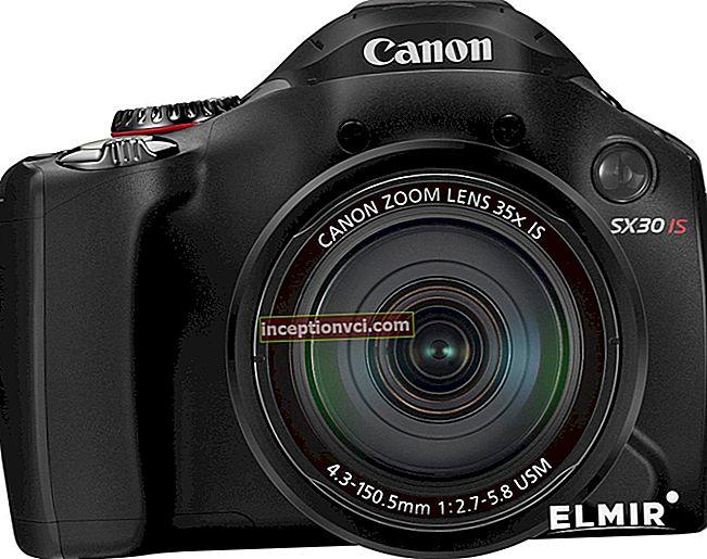 Análise de Canon PowerShot SX30 IS