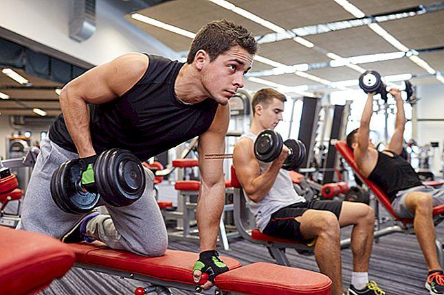 Como escolher halteres de fitness