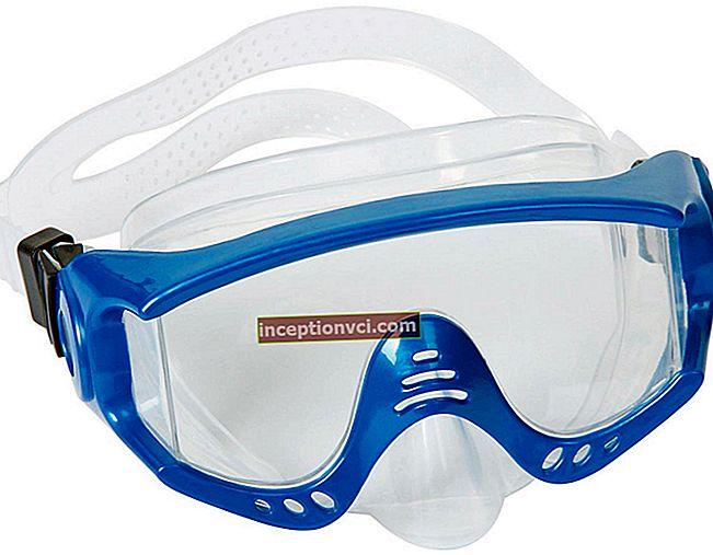 Como escolher os óculos de natação certos?