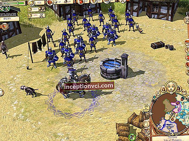 مراجعة لعبة The Settlers VI: Rise of an Empire.