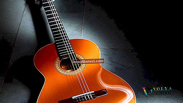 الغيتار الكلاسيكي أو الأكوستيك: اختر العزف في النوع المفضل لديك