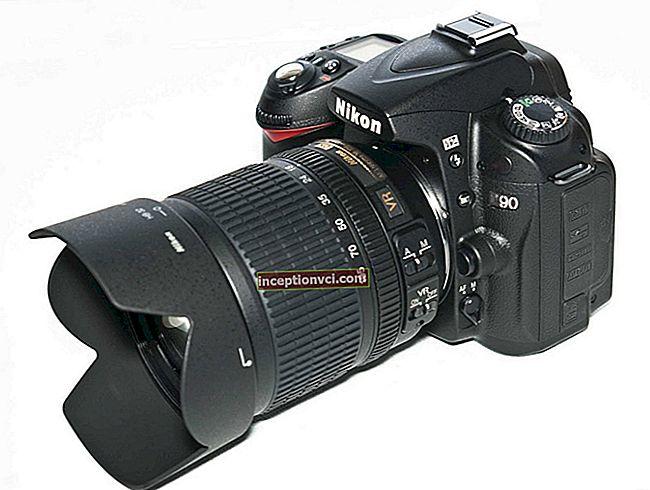 Análise da câmera Nikon D90