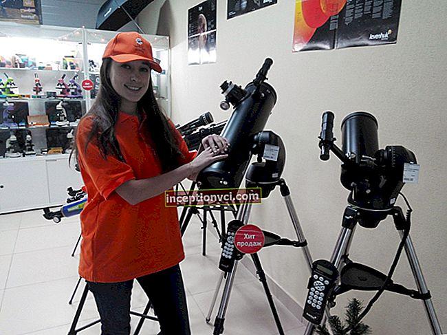 O que pode ser visto no céu com um telescópio básico