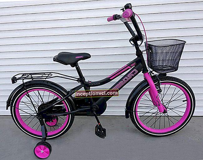 Como escolher uma bicicleta infantil