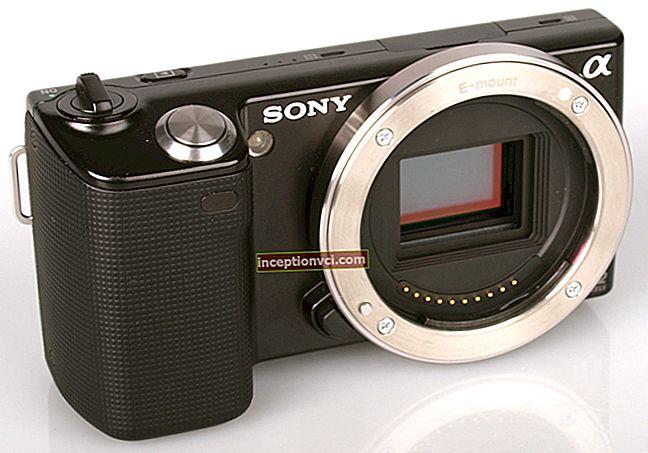 مراجعة Sony Alpha NEX-5
