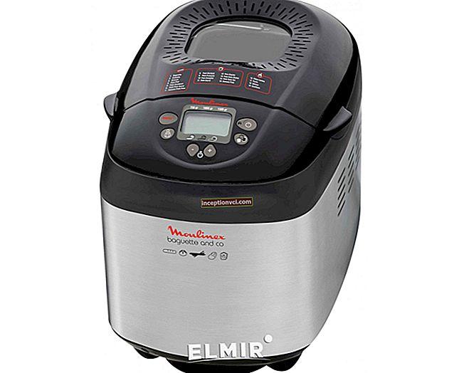 مراجعة آلة الخبز Moulinex OW 1101